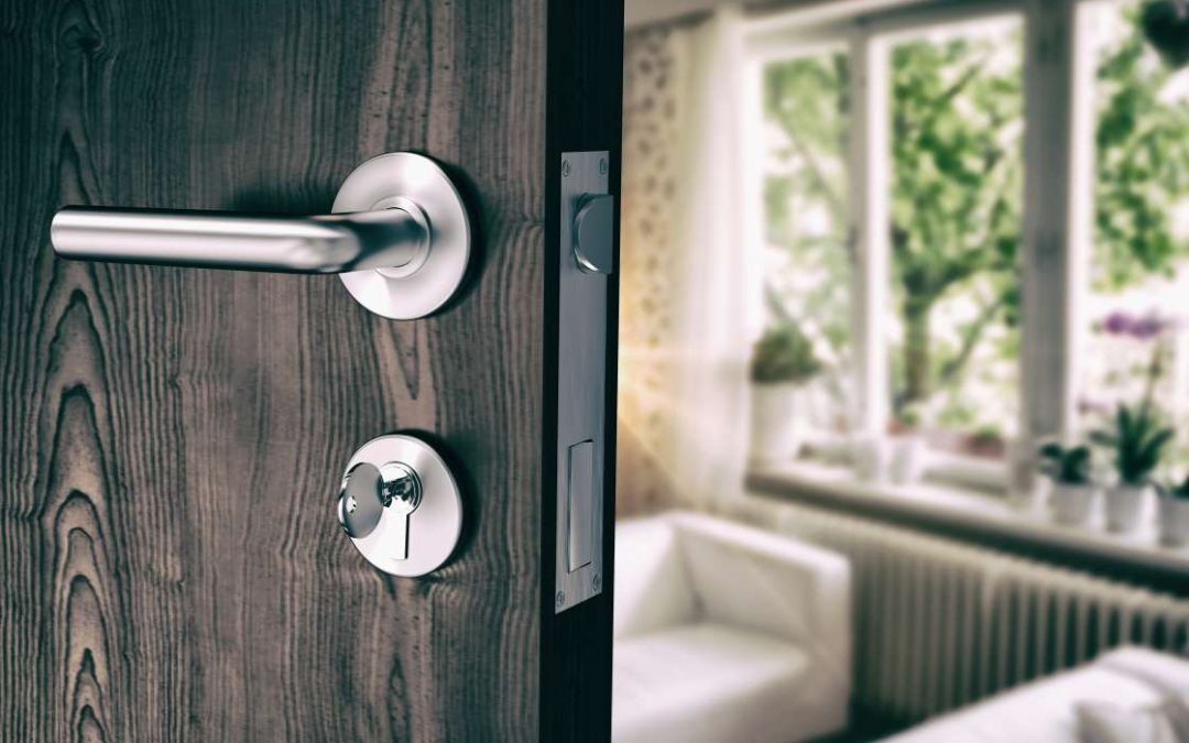 If your New Doorknob has Frost, Here's Why & How you can Prevent it!